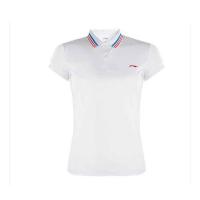 Поло Li-Ning Polo Shirt W APLH084-1 White