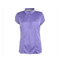Поло Li-Ning Polo Shirt W APLH084-3 Purple