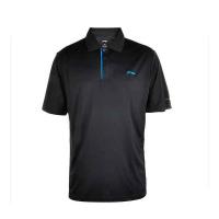 Поло Li-Ning Polo Shirt M APLH073-2 Black