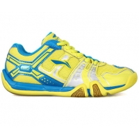 Кроссовки Li-Ning Junior AYTJ068-2 Yellow/Blue