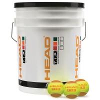 Мячи для большого тенниса Head Tip Orange Backet x72 578270