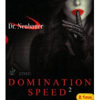 Накладка для настольного тенниса Dr. Neubauer Domination Speed 2
