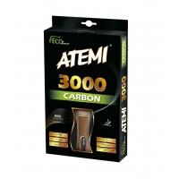 Ракетка для настольного тенниса ATEMI 3000 Pro Carbon