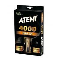 Ракетка для настольного тенниса ATEMI 4000 Pro Balsa