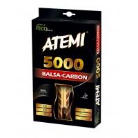 Ракетка для настольного тенниса ATEMI 5000 Pro Balsa Carbon
