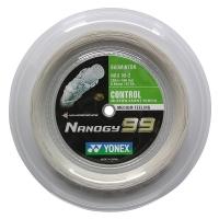 Струна для бадминтона Yonex 200m NBG-99 White