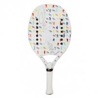 Ракетка для пляжного тенниса Quicksand Splash Grey