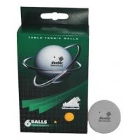 Мячи для настольного тенниса Donier 1* x6 White