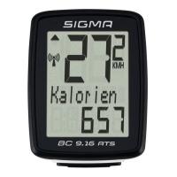 Велокомпьютер Sigma BC 9.16 ATS 09162