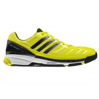 Кроссовки Adidas BT Feather Black/Yellow