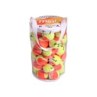 Мячи для тенниса Tecnifibre Orange Mini Tennis Polybag x40