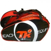 Сумка для пляжного тенниса TK Bag 2011 All Players Black