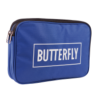 Чехол для ракеток Butterfly Square Double Pro Case Blue