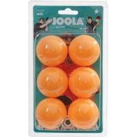 Мячи для настольного тенниса Joola 1* Rossi x6 44350 Orange