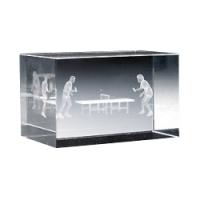 Сувенир Donic Cristal 50x50x80