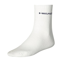 Носки спортивные Head Socks Short Crew x3 260013 White
