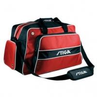 Сумка спортивная Stiga Line Black/Red
