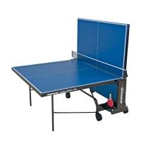 Стол для настольного тенниса Donic Indoor Roller 600 Blue