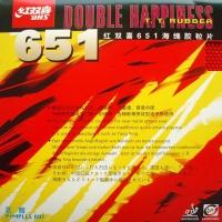 Накладка для настольного тенниса DHS 651