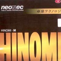 Накладка для настольного тенниса Neottec Hinomi M