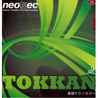 Накладка для настольного тенниса Neottec Tokkan