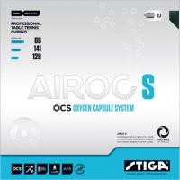 Накладка для настольного тенниса Stiga Airoc S