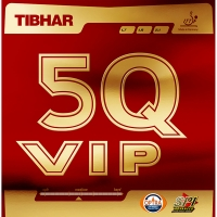 Накладка для настольного тенниса Tibhar 5Q VIP