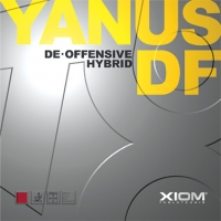 Накладка для настольного тенниса XIOM Yanus DF