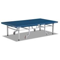 Стол для настольного тенниса San Ei Suisse Professional Veric Centerold 10-605 Blue