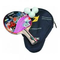Набор для настольного тенниса Stiga Omega WRB (1r, 3b, 1case)