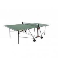 Стол для настольного тенниса Sunflex Indoor Optimal 214.3031/SF Green