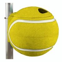 Корзина для мусора Tennis Ball 41224 Universal Yellow
