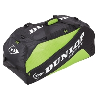 Сумка спортивная Dunlop D Tac Bio Tour Large Holdall 817165 Black/Green