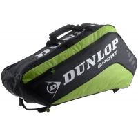 Чехол 4-6 ракеток Dunlop Bio Tour 6rtherm Black/Green