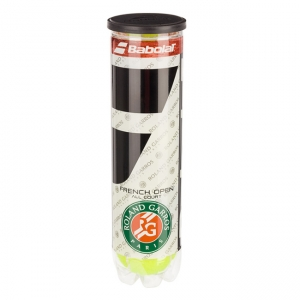 Мячи для тенниса Babolat French Open 4b 502036