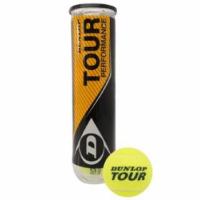 Мячи для большого тенниса Dunlop Tour Performance 4b