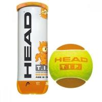 Мячи для большого тенниса Head Orange Tip 3b