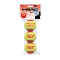 Мячи для большого тенниса Head Red Felt Tip 3b