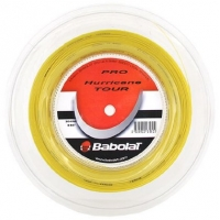 Струна для тенниса Babolat 200m Pro Hurricane Tour Yellow