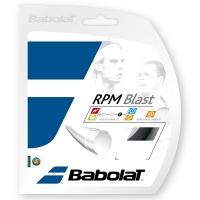 Струна для тенниса Babolat 12m RPM Blast 241101 Black