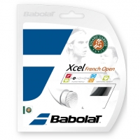 Струна для тенниса Babolat 12m XCEL French Open 241111 Black