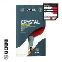 Ракетка для настольного тенниса Stiga Crystal Advance 3*