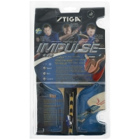 Ракетка для настольного тенниса Stiga Impulse Tube 3*