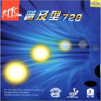 Накладка для настольного тенниса Friendship 729 FX For Beginners