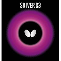 Накладка для настольного тенниса Butterfly Sriver G3