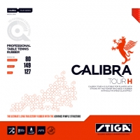 Накладка для настольного тенниса Stiga Calibra Tour Hard