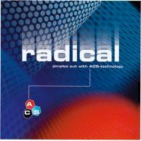 Накладка Stiga Radical