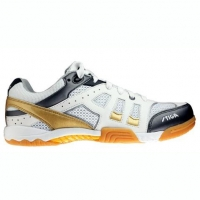 Кроссовки Stiga Center Court 5521 White/Gold